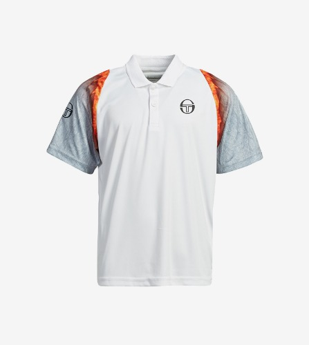 MAGMA JR POLO [WHITE/TIGER]