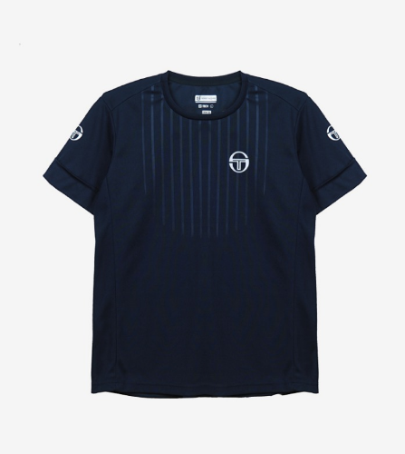 ELEGANCE JR T-SHIRT [NAVY/WHITE]