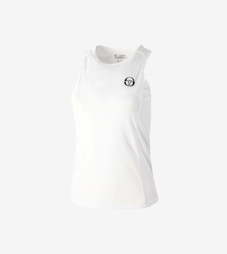 PLIAGE TANK TOP [WHITE/NAVY]