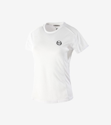 PLIAGE T-SHIRT [WHITE/NAVY]